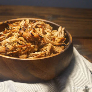 Simple Slow Cooker Pork
