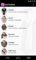 Screenshot of Scarf Fashion Designer Free