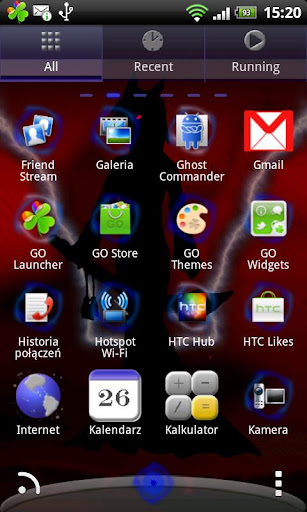 玩個人化App|Go Launcher EX Hunter Theme免費|APP試玩