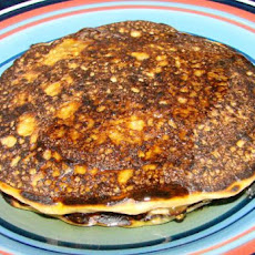 Old Fashioned Oatmeal Pancakes