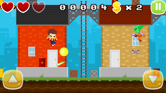 RoBo Runner - Running Game - screenshot