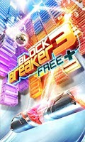 Screenshot of Block Breaker 3 Free+