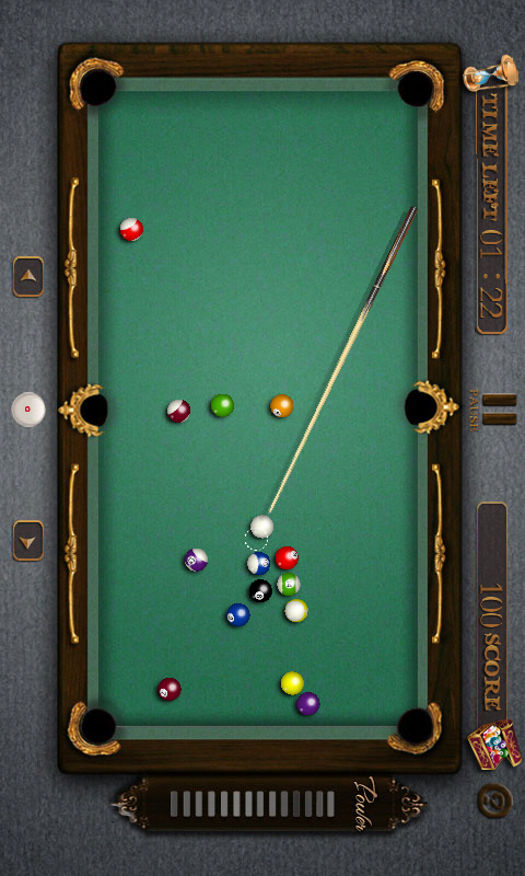 Pool Billiards Pro Screenshot 1
