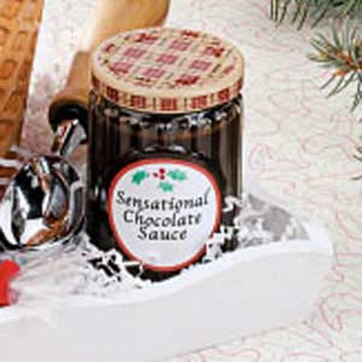 Sensational Chocolate Sauce