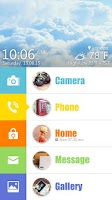 Screenshot of VIVA  GO Locker Theme