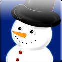 Snowman Widget icon