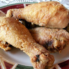 Really Crispy Spicy Cajun Fried Chicken