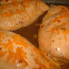 Honey Glazed Chicken Breasts (Low Fat)