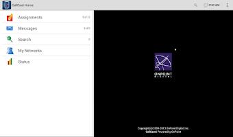 Screenshot of CellCast