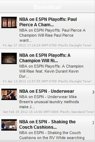 Pro Basketball TV