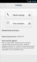 Screenshot of Autolease Norge
