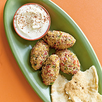 Bulgur-Pepper Patties (Batirik)