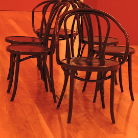 Seats in sync by Fiona Rob - Artistic Objects Furniture ( chair, sitting, wood, chairs, seats, seating, furniture )