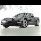 History of Chevrolet Corvette icon