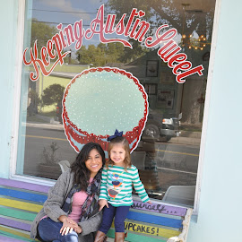 Keep Austin Sweet by Donna Cole - People Family