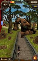 Screenshot of Running Quest Endless RPG Run