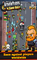 Screenshot of Adventures in Zombie World