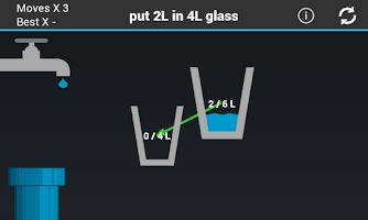 Screenshot of Water Logic