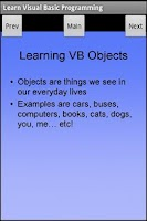 Screenshot of Learn Visual Basic Programming