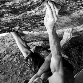 Bouldering in Moe's Valley 2 by Climb Globe - Sports & Fitness Climbing ( climbing, rock climbing, utah, rock, moes's valley, saint george )