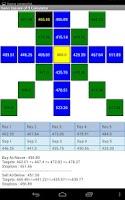 Screenshot of GANN Square Of Nine Calculator