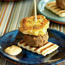 Mini Surf-and-Turf Burgers
