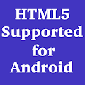 HTML5 Supported for Android APK for Blackberry