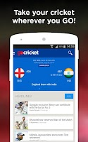 Screenshot of Cricket Score & News gocricket
