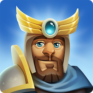 Play the spectacular fantasy strategy game Shadow Kings now for free! APK Icon