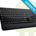 Keyboard Android QWERTZ DE icon