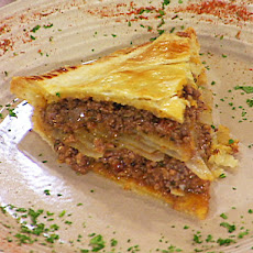 Miss Hilda's Meat and Potato Pie