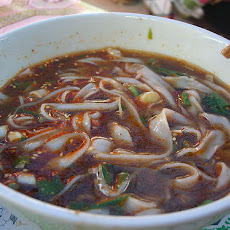 Spicy Sesame Noodles (Hot or Cold)