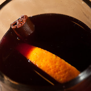 Mulled Spiked Wine from Lolinda