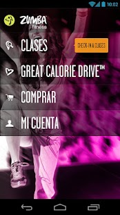 Zumba Fitness Screenshot