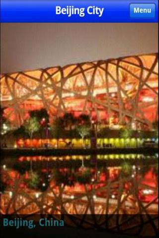 Beijing Travel App