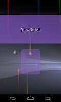 Screenshot of Fingerprint Lock 2014 Prank