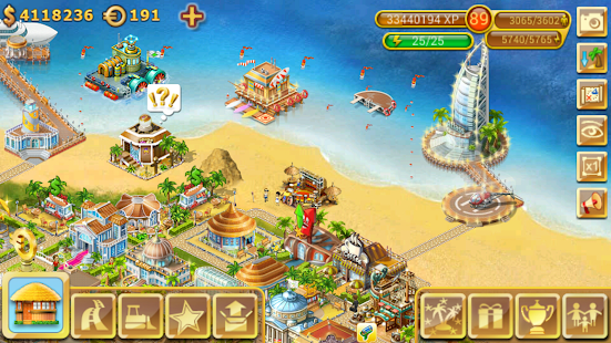 Free Paradise Island APK for Windows 8