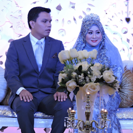 by Yusop Sulaiman - Wedding Bride & Groom