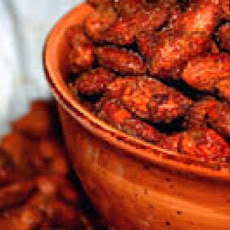 Barbecued Almonds