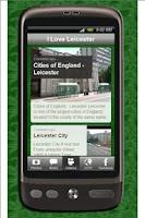 Screenshot of Leicester