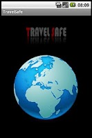 Screenshot of TravelSafe