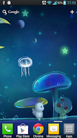 Screenshot of Dreamy Planet Live Wallpaper