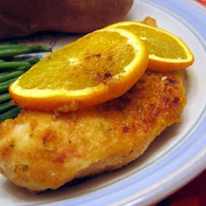 Zesty Citrus Chicken