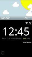 Screenshot of Kaloer Clock - Alarm Clock