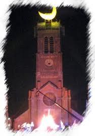 photo de La Louvière Centre-ville – église St Joseph – place Maugretout