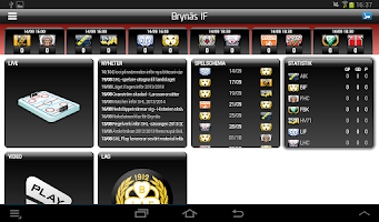 Screenshot of Brynäs IF
