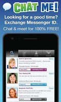 Screenshot of Chat Me -Flirt,Chat,Meet,Date-