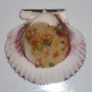 Garlic Scallops Oyster Sauce Recipes