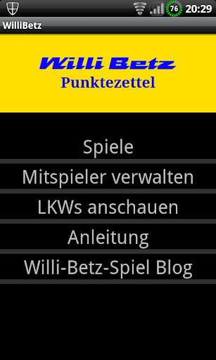 WilliBetz