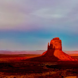 Monument valley  by Jere Witter - Landscapes Deserts